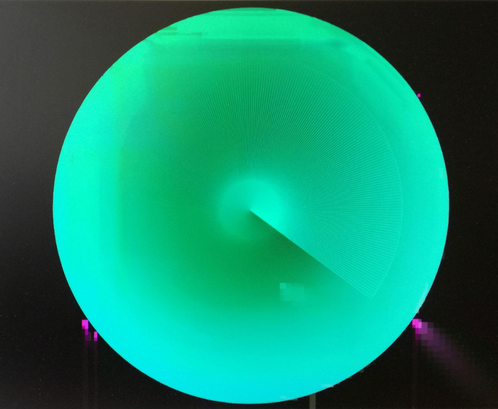 glitch narra turquoise